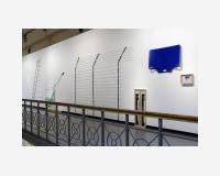 "vue de l'exposition ""Benoît Felix - Bernard Gaube, Sans titre 2016"", Botanique Museum, Brussels, 2016  /  "" Benoît Felix - Bernard Gaube, Without title 2016 "", exhibition vue, Botanique Museum, Brussels, 2016"